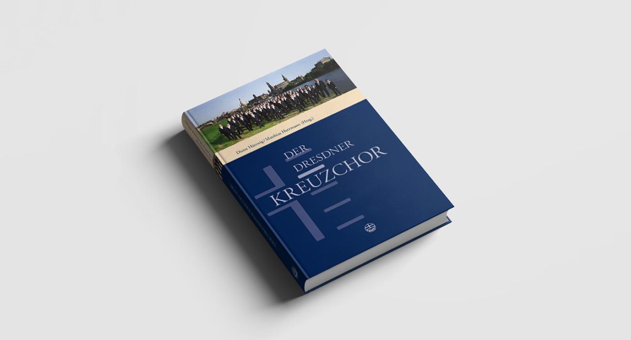 Jubiläumsbuch Hardcover Der Dresdner Kreuzchor Coverabbildung