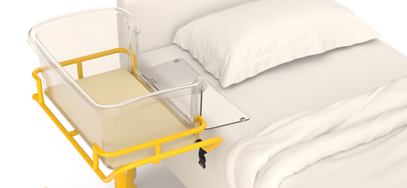 BABYNEL-Bed Co-Sleeping für Mutter und Kind