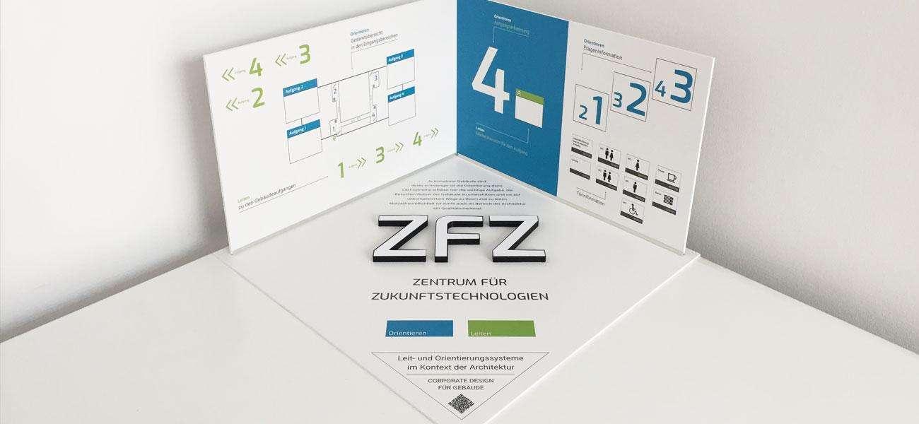 Interface Design für Gebäude – Leiten und Orientieren im Raum